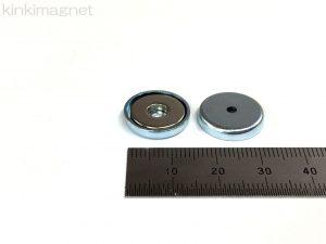 キャップ磁石 16RN (ネオジム磁石使用)