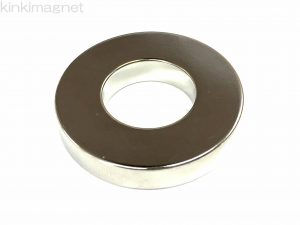 ネオジム磁石 Φ76xΦ42×6